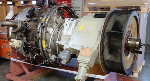 Gas Turbines Solar Turbines And Compressor Parts By